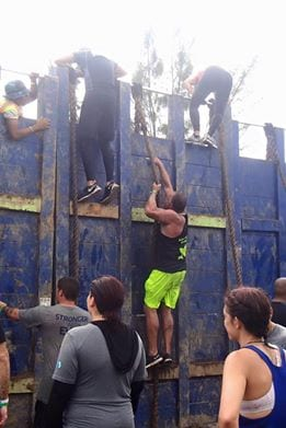 Battlefrog Miami 12 Foot Wall - Scotty Jackmore