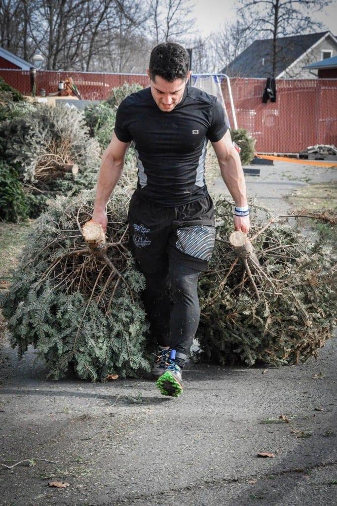 Blizzard Blast Tree Carry