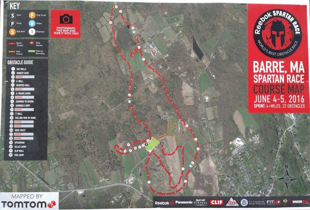 SpartanRaceBostonSprint2016-Map