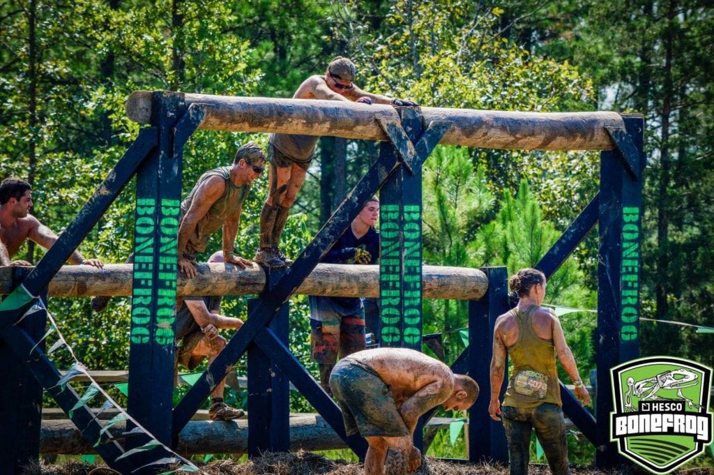 The Dirty Name obstacle - A gut check or a sternum breaker