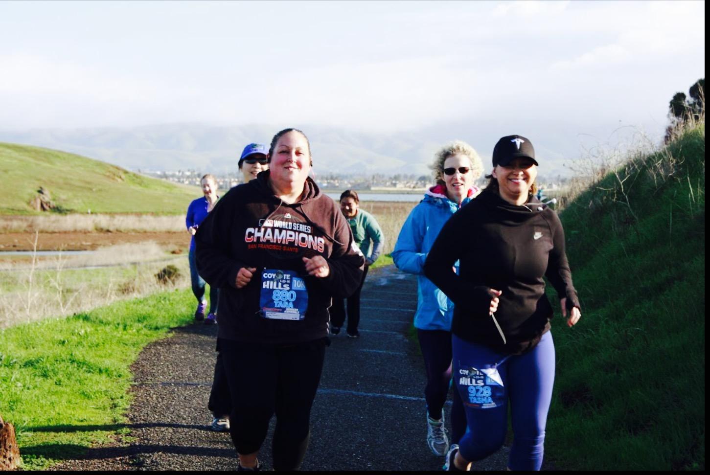 Tara running group