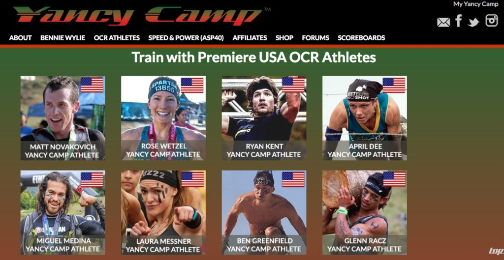 Yancy Camp