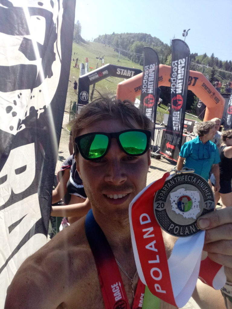 poland-spartan-trifecta-weekend-medal