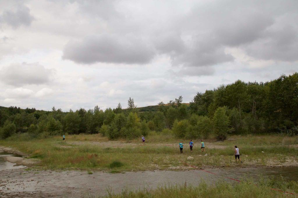 Muddy Warrior River