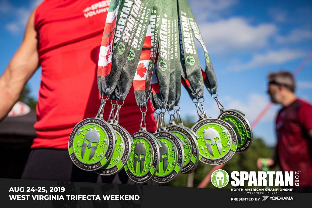 North-American-Championship-Spartan-Medal
