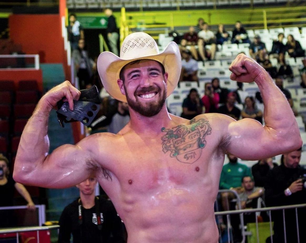 Sean Sweeney Crossfit Cowboy